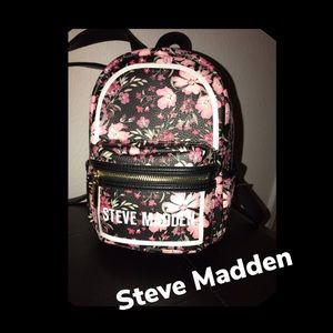Steve Madden backpack bag purse
